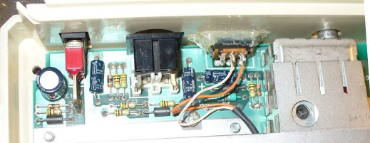 S-Video switch connected