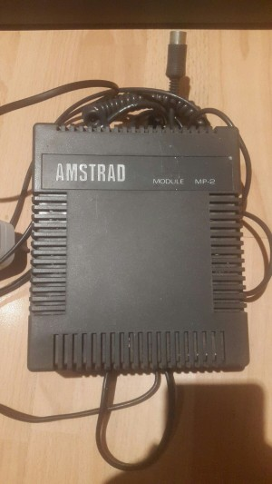 Amstrad CPC MP2 Power Supply